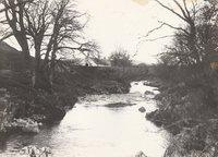 River view towards Bridgend