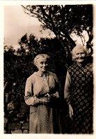 Jessie Wilson & Mrs Clement