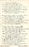 "Poem ""Ancient Gallowa"" by David Clark"