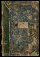 Plan book of grounds leased out by Craigengillan Estate 1842 – 1871 No. 2