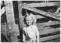 Bobbie Martin by Farm Gate, the Crofts