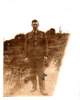 Unknown serviceman