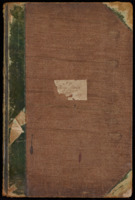 Plan book of grounds leased out by Craigengillan Estate 1842 – 1871 No. 26 – part <br /><br />