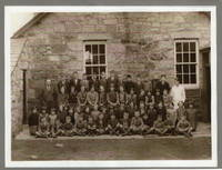 Kells School Group Photo - 1930's children not identified
