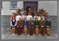 Teachers at Dalry School 1971
