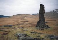 Chimney at Woodhead Mine