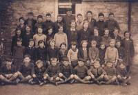 Balmaclellan School 1933-34 Group Photo