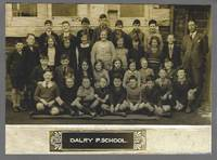 Dalry School Group Photo 1937
