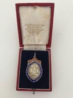 RMC_14a Long service Medal Robbie Murray 30 years.jpg
