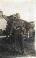 Billy Ferguson, Home Guard