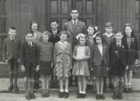 Balmaclellan School - Winners of the Festival of Music Kirkcudbright 1946