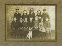 Craigmuie School Group Photo mid 1920's