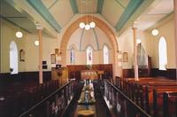 Interior of Carsphairn Church
