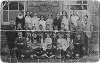 Carsphairn School, unknown children