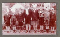 Mossdale School group photo taken in late 1950's