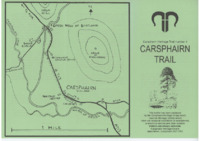 Trail leaflet (post-1992) – 1. Carsphairn Trail