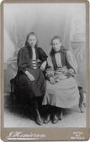 Ida MacMillan & Mary MacMillan