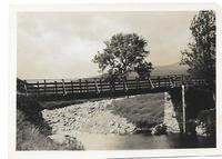 Bridge over Deugh at shepherd's house