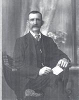 George Duncan, keeper, Loch Muick Lodge