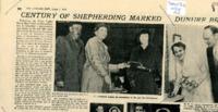 Newspaper cuttings, Ayrshire Post