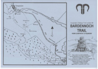 Trail leaflet (post-1992) – 2B. Bardennoch Trail, from Carsphairn to Polmaddy