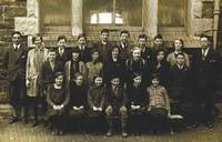 Dalry Secondary School Group Photo 1929-30