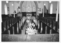 Carsphairn Church interior