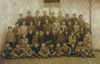 Balmaclellan School 1931-32 Group Photo