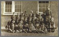 Dalry Primary School Group Photo 1933