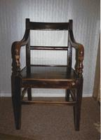 Mrs Thirtle's mother's chair