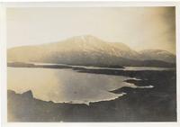 The Merrick across Loch Enoch