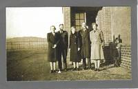 Teachers at Dalry School  1940-41